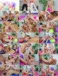 Alexa Grace, Jillian Janson - Teen Yoga, Scene 1 (SD/400p/443 MB)