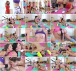 FitnessRooms.com: Gina Gerson, Nicole Love, Victoria Pure - Lesbian Threesome For Hot Gym Babes [FullHD] (1.31 GB)