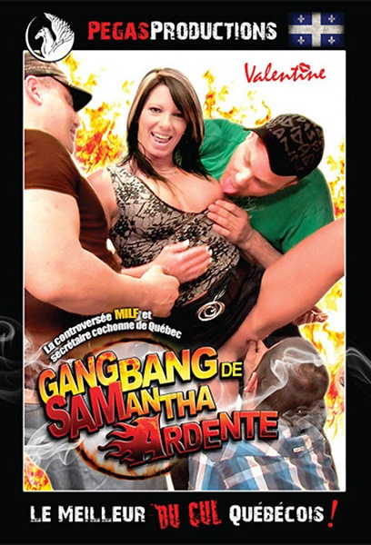 Gangbang de Samantha Ardente (2013/WEBRip/SD)