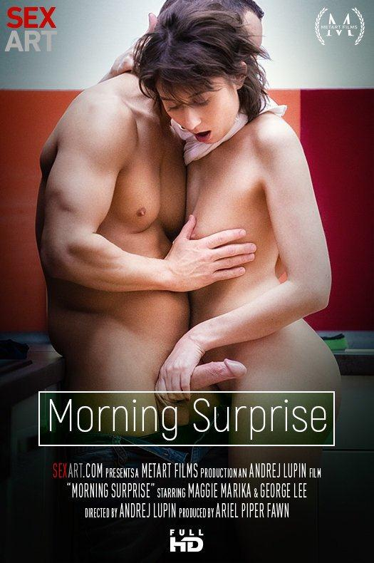 S3x4rt.com: Meggie Marika - Morning Surprise [SD] (210 MB)