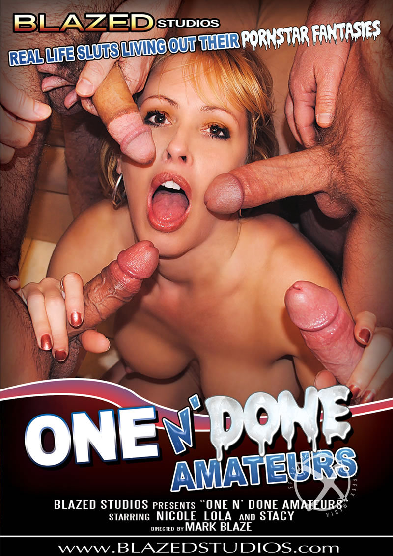 One N Done Amateurs [WEBRip/SD 480p]