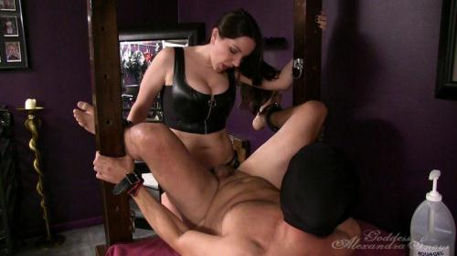 Alexandra Snow - Ass Ruination [HD, 720p] [Clips4sale.com] - Strapon, Femdom