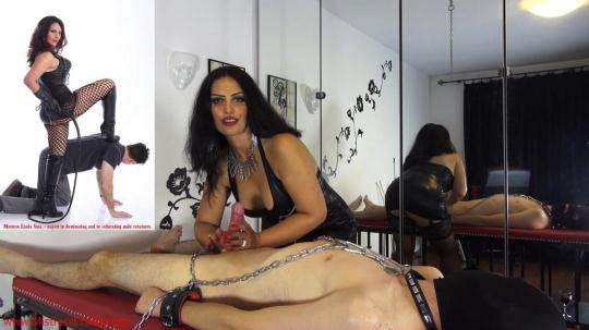 MistressEzada: Ruined for Mistress Ezada's ass (HD/720p/372 MB) 18.11.2016