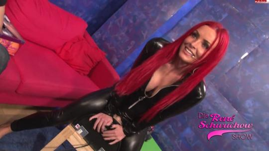 MDH: LexyRoxx - Sybian-Orgasmus in der Rene Schwuchow Show (FullHD/1080p/36.2 MB) 29.11.2016