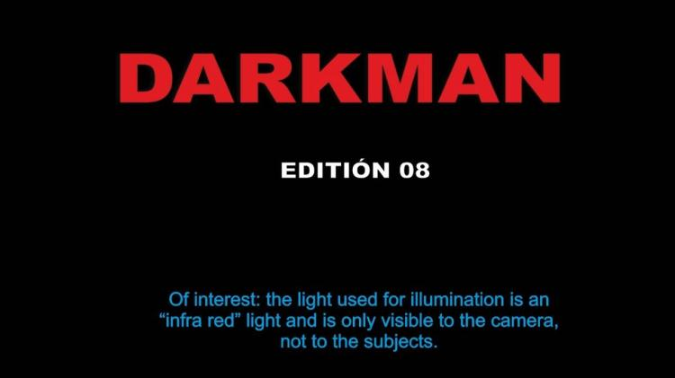 Darkman 08 / 16 November 2016 [Sexoalpublico / HD]