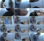 Cleaning and toilet service - Femdom Scat (FullHD 1080p)
