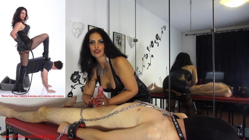 MistressEzada.com: Ruined for Mistress Ezada's ass [HD] (372 MB)