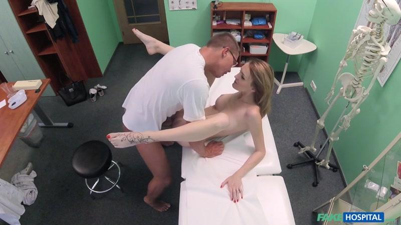 F4k3H0sp1t4l.com/F4k3Hub.com: Belle Claire - Hot Czech patient craves hard cock [SD] (419 MB)