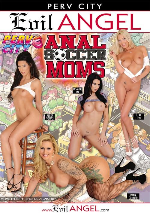 Evil Angel: Ryan Conner Lexi Lowe Jasmine Jae Alexa Tomas - Anal Soccer Moms [WEBRip/SD 480p]