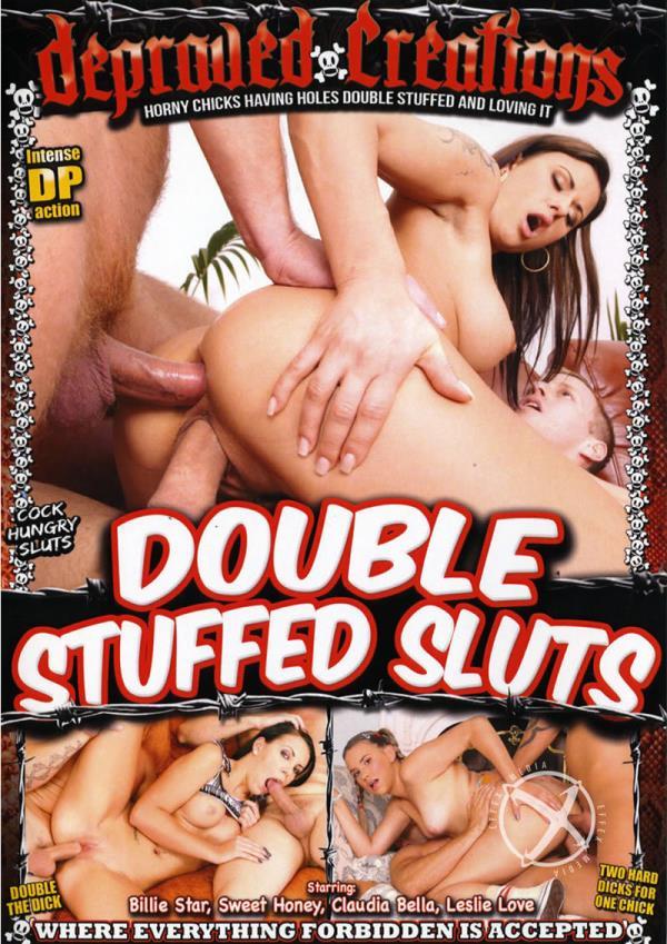 Doubled Stuffed Sluts (2016/WEBRip/HD)