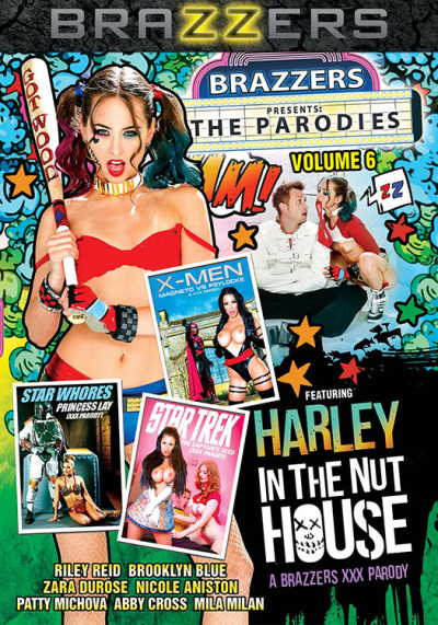 Brazzers - Abby Cross, Brooklyn Blue, Mila Milan, Nicole Aniston, Patty Michova [The Parodies 6] (WEBRip/SD 480p)