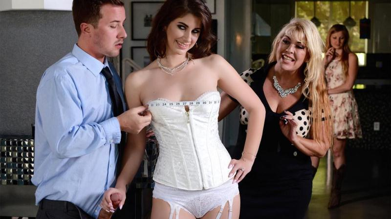 R34lW1f3St0r13s.com: Karina White - Say Yes To Getting Fucked In Your Wedding Dress [SD] (262 MB)