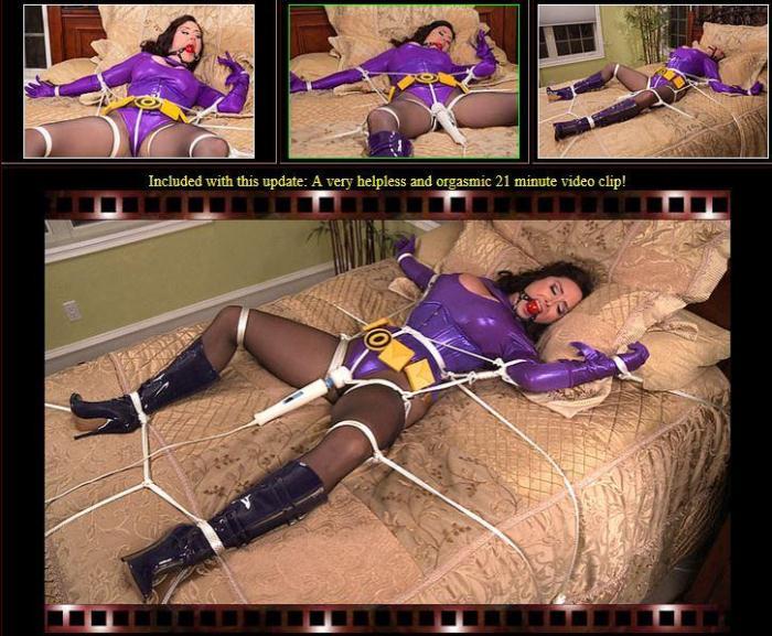 BondageCafe.com - Christina Carter - O-Spread (E0907) (BDSM) [HD, 720p]