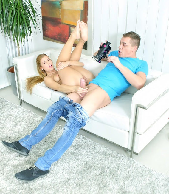 Beauty4K/TeenMegaWorld - Chrissy Fox in Fat Cock in a Blonde (SD 540p)