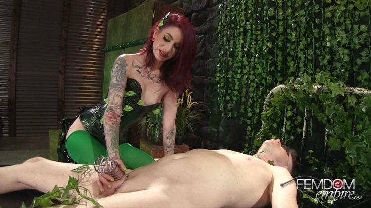 Poison Ivy: Toxic Seductress / Sheena Rose / 09.11.2016 [FemdomEmpire / FullHD]