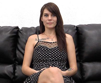 Katrina - Titted Girl gets Anal on Casting / 14.11.2016 [Backroom Casting Couch / SD]