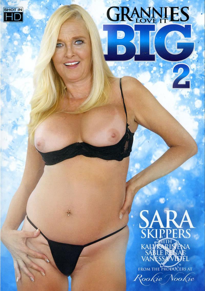 Grannies Love It Big 2 [DVDRip 480p]