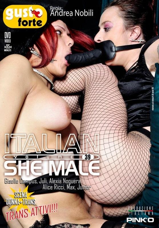 Italian Shemale 39 [WEBRip/HD 720p]