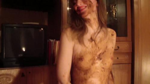 Scat [ScatBitches - Matilda with Amelia - Extreme Lesbian Sex - Part 2] FullHD, 1080p