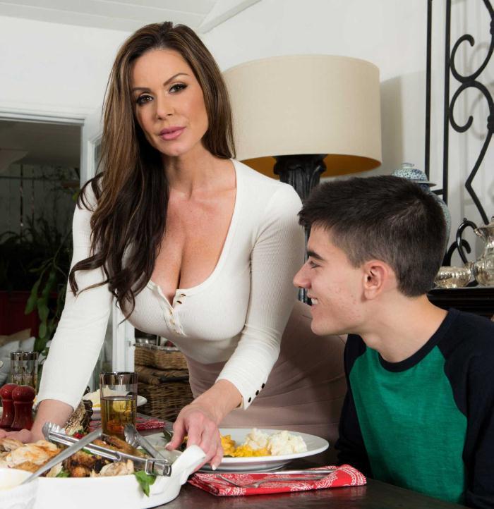 Kendra Lust,Jordi El Nino Polla - Kendras Thanksgiving Stuffing [HD 720p] - MilfsLikeItBig/Brazzers