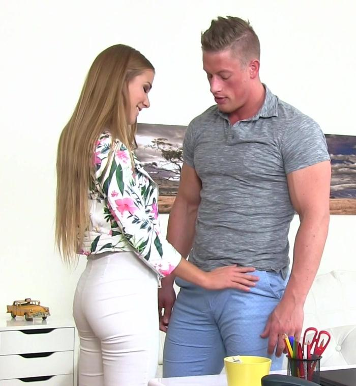 FakeAgent: Alexis Crystal, Tomas - Stud cums in horny agents hot mouth  [FullHD 1080p]  (Casting)