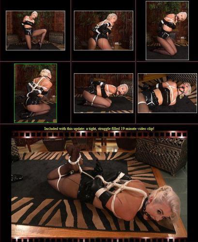 BondageCafe.com [Gigi Allens - Ballet Class (E0904)] HD, 720p