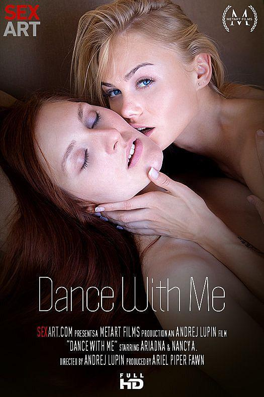 S3x4rt.com - Ariadna and Nancy A - Dance With Me (Lesbians) [FullHD, 1080p]