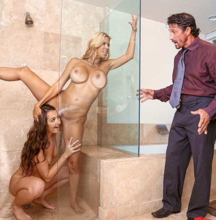 DigitalPlayGround: Alexis Fawx,Lily Adams - Cumming of Age: Part 3  [HD 720p]  (Threesome)
