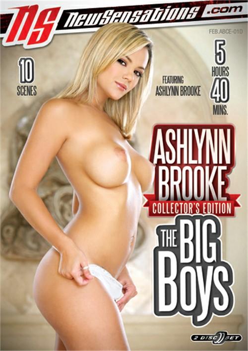 New Sensations - Ashlynn Brooke [Ashlynn Brooke Collectors Edition: The Big Boys] (WEBRip/SD 540p)