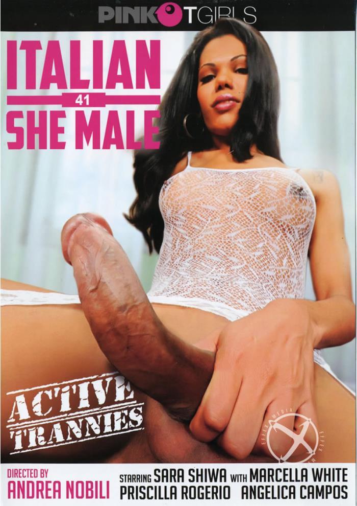 Pinkotgirl.com - Priscilla, Sara Shiva, Marcella, Angelica Campos - Italian Shemale 41 [WEBRip/HD 720p]