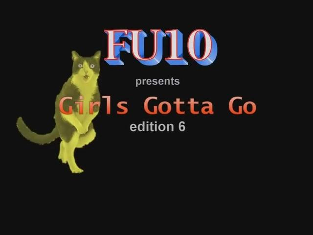 Urerotic.com: FU10 Girls Gotta Go 06 [SD] (1.09 GB)