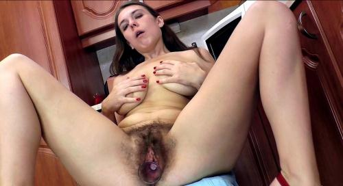 Agneta, 23 years old, Russia [HD, 720p] [W34r3H41ry.com] - Hairy Pussy