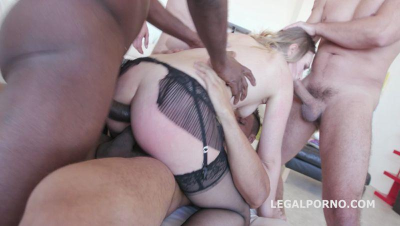 LegalPorno.com: Master Of Puppets: Selvaggia. Complete submission / Humiliaton and rough ANAL with manhandle GIO275 [SD] (1.27 GB)