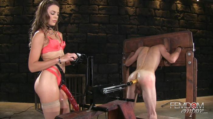 F3md0m3mp1r3: Ally Tate - Strap-on Size Queen (FullHD/1080p/1.13 GB) 08.11.2016