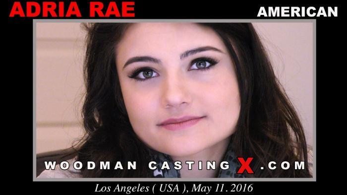 Adria Rae ~ Casting ~ WoodmanCastingX ~ HD ~ 720p