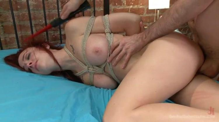James Deen and Chanel Preston - Hard Fucking Tied Girl / 17 Nov 2016 [SexAndSubmission / SD]