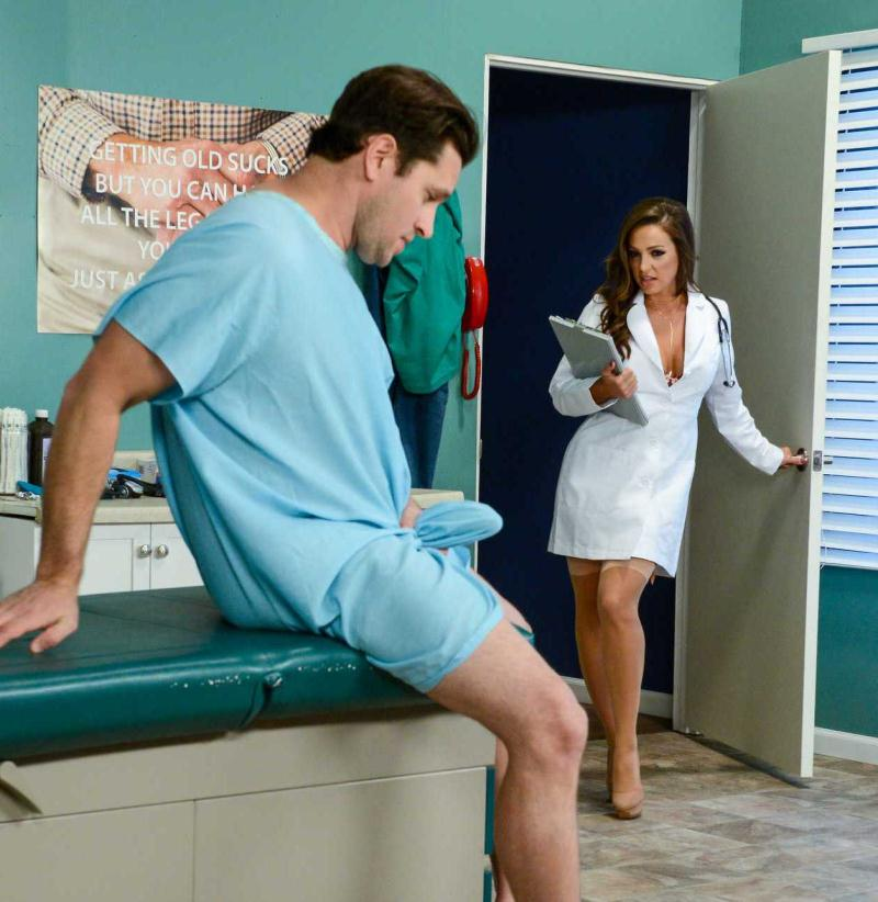 DoctorAdventures/Brazzers - Abigail Mac in Ride It Out (HD 720p)