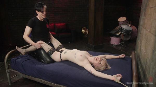 KinkUniversity - Anna Tyler - Fast Rope Bondage for Sex [HD, 720p]