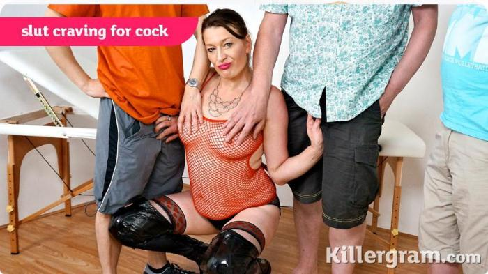 UkRealitySwingers, K1ll3rGr4m: Welsh Rebel - Slut Craving For Cock (SD/360p/231 MB) 10.11.2016