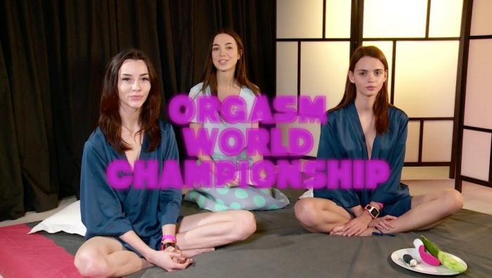 OrgasmWorldChampionship: Ariel, Olivia Y - Ariel Vs Olivia Y  [FullHD 1080p]  (Solo)