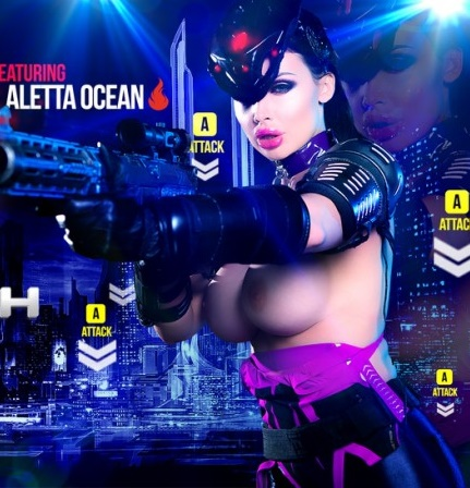 PornstarsLikeItBig /Brazzers - Aletta Ocean [A XXX Parody] (SD 480p)