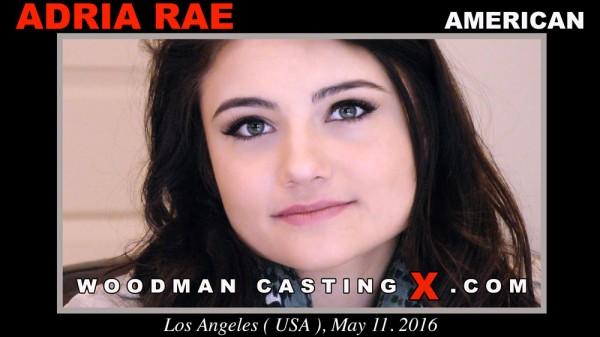 (WoodmanCastingX.com) Adria Rae - Casting (SD/540p/1.21 GB/2016)
