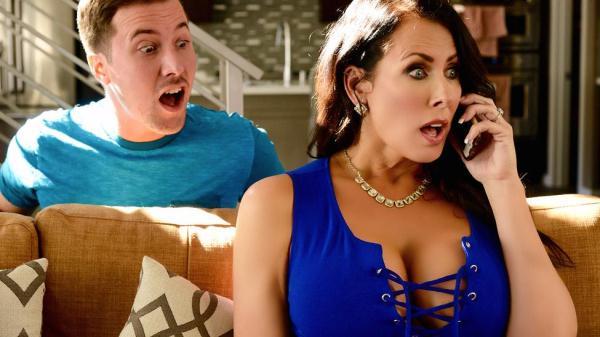 Reagan Foxx - Save The Tits! (MommyGotBoobs) SD 480p