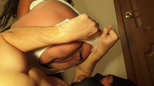 Scat Porn: Toilet slave for Mistress Nikole - Femdom Scat (FullHD/1080p/449 MB) 14.11.2016