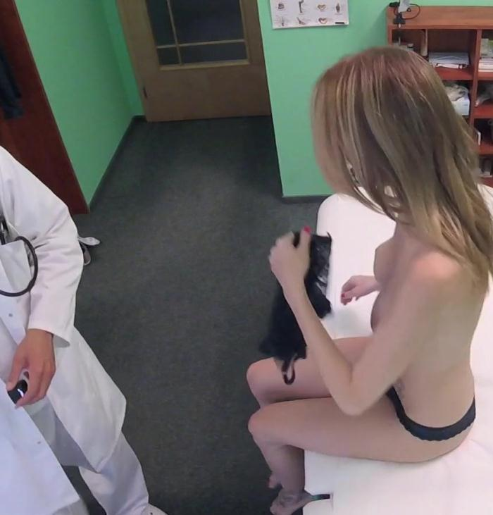 FakeHospital: Belle Claire - Hot Czech patient craves hard cock  [FullHD 1080p]