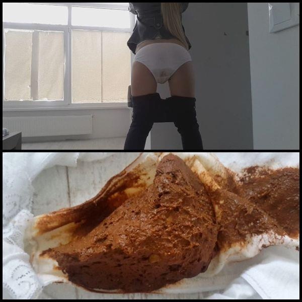 Blonde Dundup Jeans Poop [FullHD 1080p]