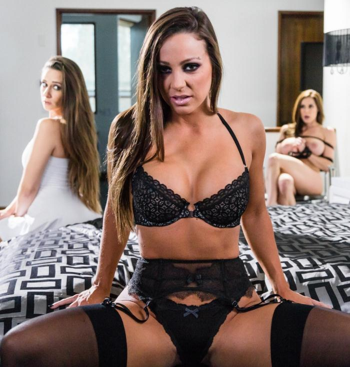 Abigail Mac, Kendra Lust, Cassidy Klein - Little Red: A Lesbian Fairy Tale: Part Four  [HD 720p]