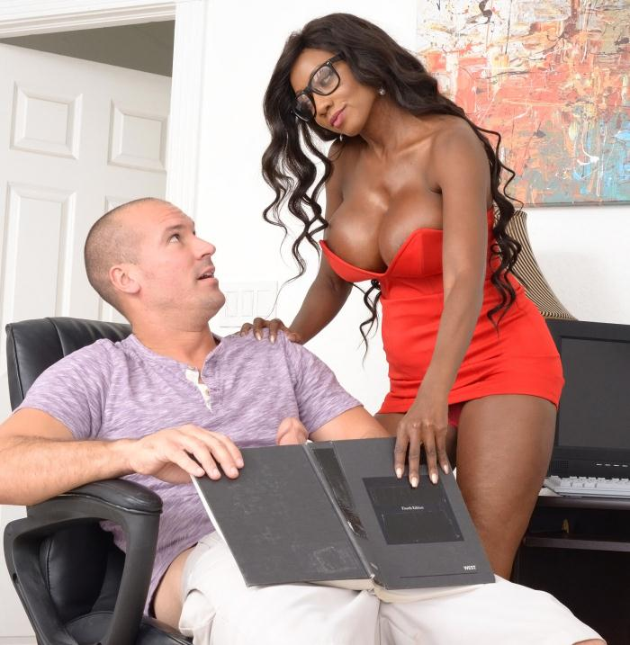 RKPrime/RealityKings: Diamond Jackson - Busting On Diamond  [HD 720p]  (Interracial)