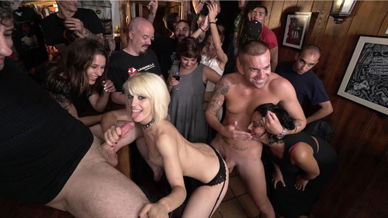 BoldlyGirls/CumLouder - Alexa Nasha, Nora Barcelona [Sexy Happy Hour] (SD 404p)