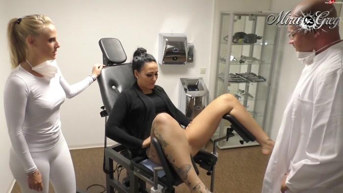 MyDirtyHobby: Mira-Grey - Hilfe - Fick Therapie vom Frauenarzt [FullHD 178 MB]